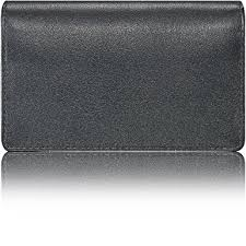 Business Card Holder Amazon Amazon Com Kavaj Leather Business Card Holder Case Wallet