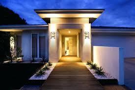 exterior home lighting design exterior house lighting design ghanko com