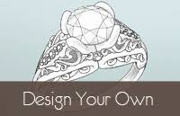create your own ring how to design your own unique custom engagement ring