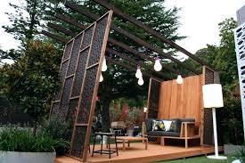 Garden Privacy Ideas Garden Screening Privacy Ideas Create Patio Screens Garden