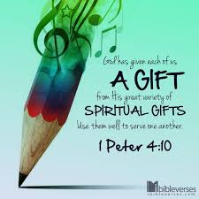 biblical gifts serving others for god s seeking prayer in