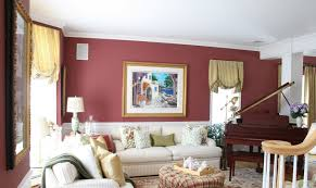 Burgundy Curtains For Living Room Custom 30 Brown And Burgundy Living Room Ideas Inspiration Of 25