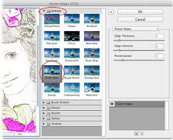 how to convert a photo to a colored pencil sketch with photoshop