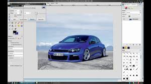 auto designen gimp tutorial auto tuning teil 1