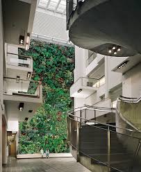 indoor plant wall cover haammss