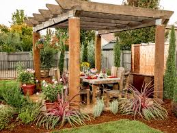 Outside Backyard Ideas Triyae Com U003d Pergola Backyard Ideas Various Design Inspiration