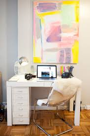 Office Desk And Chair Design Ideas Ghost Chair Ikea Contemporary Den Library Office Teen Vogue