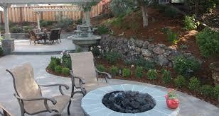danville backyard landscape design construction 510 490 0487