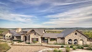TexasHillCountryStoneandrockexterior  Used Limestone To - Texas hill country home designs