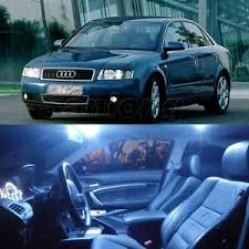 2001 audi a4 interior 19pc white interior led bulbs package for 1998 2001 audi a4