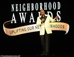 steve harvey cancels popular neighborhood awards daily mail online
