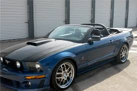 2007 ford mustang gt convertible 2007 ford mustang gt roush convertible 194138