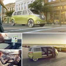 volkswagen i d buzz concept photo gallery