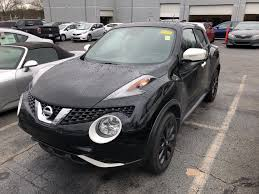 used 2015 nissan juke for 2017 nissan juke sv black pearl edition matthews north carolina
