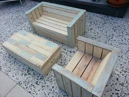 Diy Wooden Outdoor Chairs by Outdoor Furniture Made With Pallets Pallets Pallet Patio