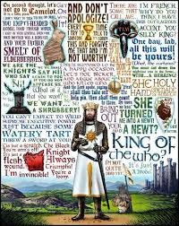king of the who monty python u0026 the holy grail tribute signed