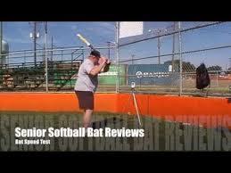 senior softball bat reviews 41 senior softball bat reviews bat speed pitch