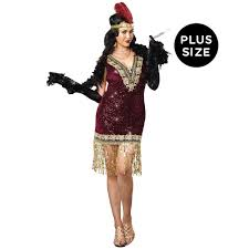 plus size women halloween costume plus size sophisticated lady flapper costume for women