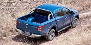 mitsubishi trucks 2016 2016 mitsubishi triton pricing and specifications photos 1 of 6