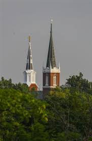 church steeples steeples spires topped churches for centuries the blade