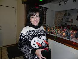 ugly sweater for men laura williams