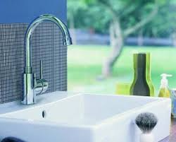 Kitchen And Bathroom Faucet Brilliant Grohe Bathroom Faucet Grohe Bathroom Faucets Showers And