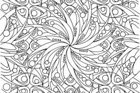 awesome printable abstract coloring pages present