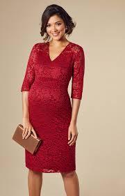 suzie maternity dress short deep red maternity wedding dresses