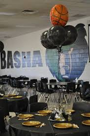 Centerpieces For Banquet Tables by Basha Girls Basketball End Of Season Banquet Table Centerpieces