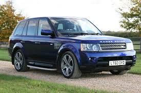overland range rover used 2010 land rover range rover sport tdv8 hse e4 for sale in