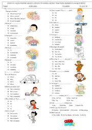english worksheets possessive worksheets page 40