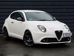 9 used alfa romeo mito cars for sale in the uk arnold clark