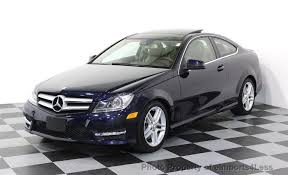 mercedes c350 2013 2013 used mercedes certified c350 4matic amg sport awd coupe