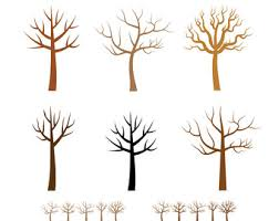 Wedding Trees Fingerprint Tree Etsy