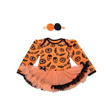 girls pumpkin halloween costume compare prices on infant pumpkin costumes online shopping buy low