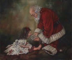 santa kneeling at the manger 61 best santa kneeling before jesus images on papa