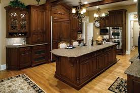 Colonial Style Homes Interior by Rustic Kitchen Cabinets Home Design By John