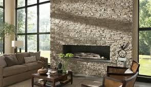 natursteinwand wohnzimmer natursteinwand im wohnzimmer templates