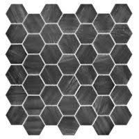 Jupiter Grey Porcelain Wall And Floor Tile  X  In  Sq - Floor bathroom tiles 2