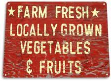home decor wall signs vegetable home décor plaques signs ebay