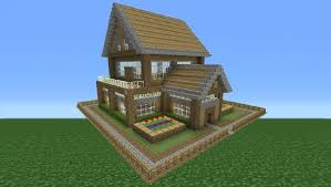 Small House Minecraft Minecraft Tutorial How To Make A Small Survival House 4 Youtube