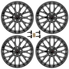 Black Mustang Rims For Sale Ford Racing M1007km19xb Mustang Perf 19x9 9 5 Blk Wheels 2015 2017