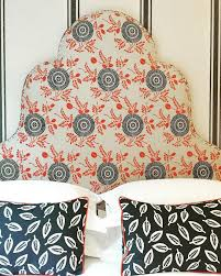 Design For Headboard Shapes Ideas Best 25 Diy Fabric Headboard Ideas On Pinterest Fabric