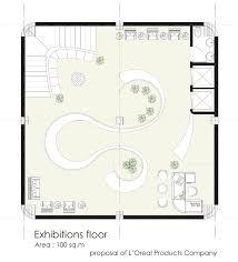 Modern Office Floor Plans by Modern Office Plans