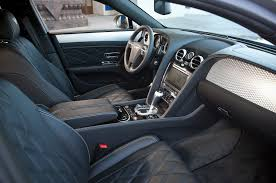 bentley sports car interior 2013 bentley continental flying spur reviews and rating motor trend