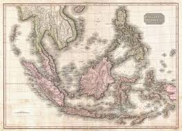 East And Southeast Asia Map by 10 Historical And Trade Route Maps Of Southeast Asia