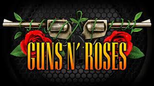 guns n roses home
