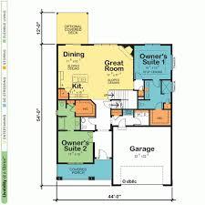 dual master suite home plans baby nursery dual master suite house plans dual master suite