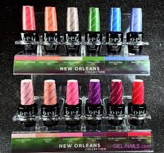 gel color by opi new orleans spring summer 2016 full collection with display rack jpg