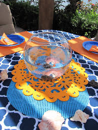 fishing themed baby shower coté weddings and events orange and blue theme baby shower